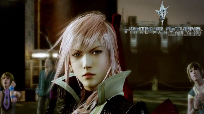 Segundo diario Lightning Returns