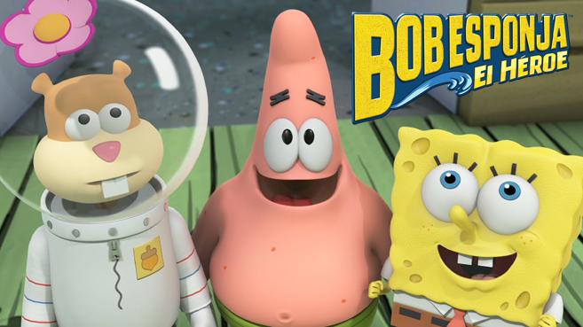 Bob Esponja El hroe anunciado para Xbox 360 3DS y PSVita  Xbox