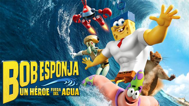 Llega a los cines un h roe fuera del agua la nueva for Fuera de este mundo pelicula