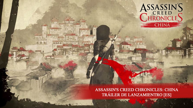 Assassin´s Creed Chronicles China