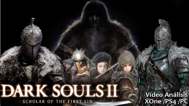 Dark Souls 2 Scholar Of The First Xbox 360 Nuevo