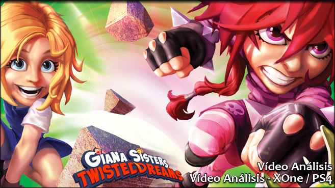 Giana Sisters Twisted Dreams Director´s Cut
