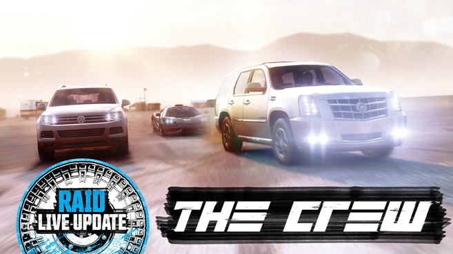 The Crew (Rally Live Update)