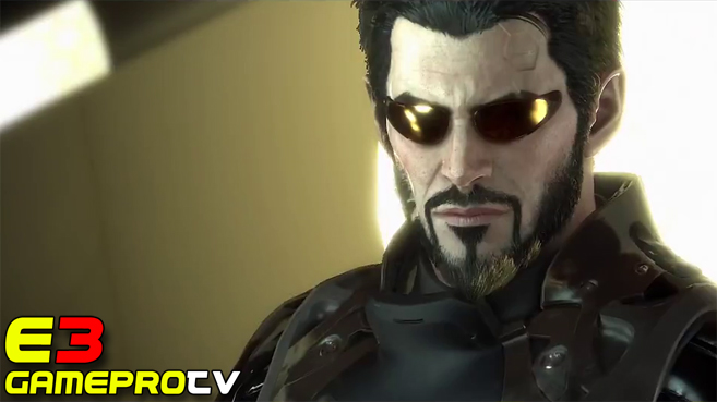 Deus Ex Mankind Divided (E3 2015)