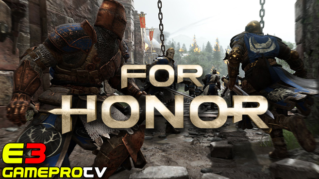 For Honor (E3 2015)
