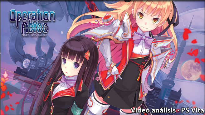Operation Abyss New Tokyo Legacy