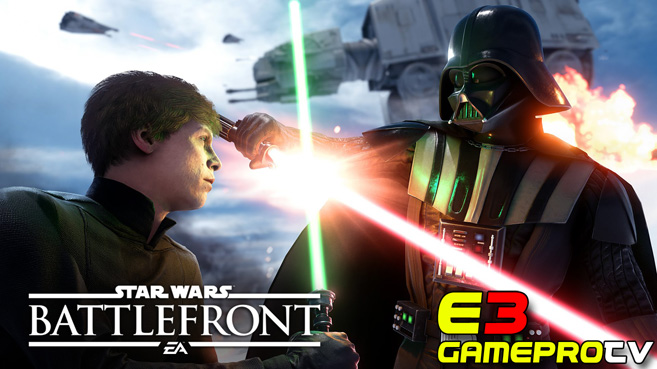 Star Wars Battlefront (E3 2015)
