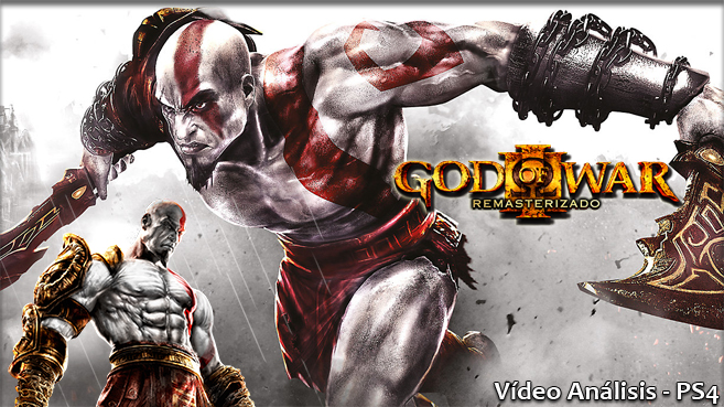 God of War III Remasterizado