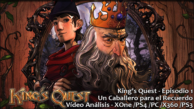 King�s Quest (Episodio 1)