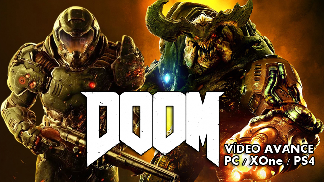 DOOM (Vídeo Avance)