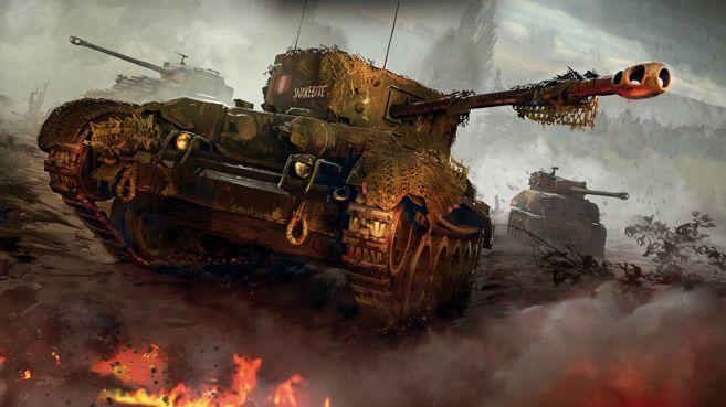 World of Tanks ROLL OUT! Principal