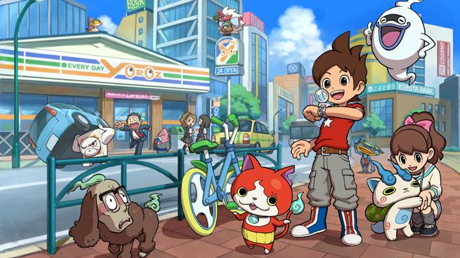Yokai Watch Principal