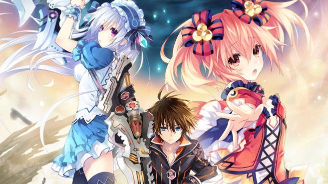 Fairy Fencer F ADF Principal