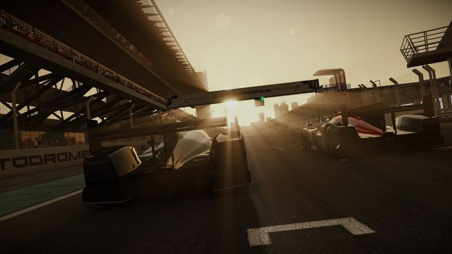 Project Cars GOTY Principal