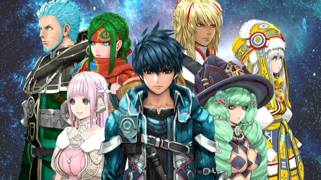 STAR OCEAN Integrity and Faithlessness Principal