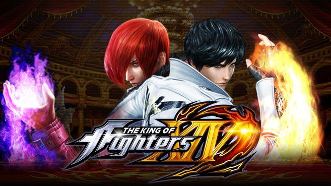The King of Fighters XIV Principal