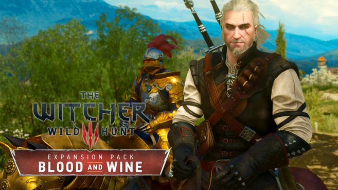 The Witcher III Wild Hunt Blood and Wine Principal