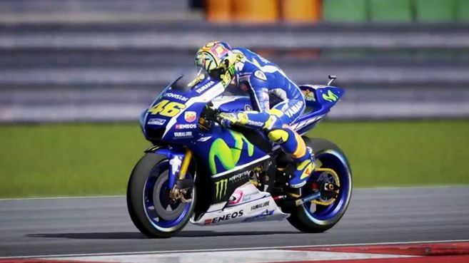 Valentino Rossi The Game Principal