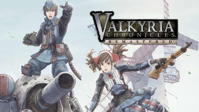Valkyria Chronicles Remastered Principal