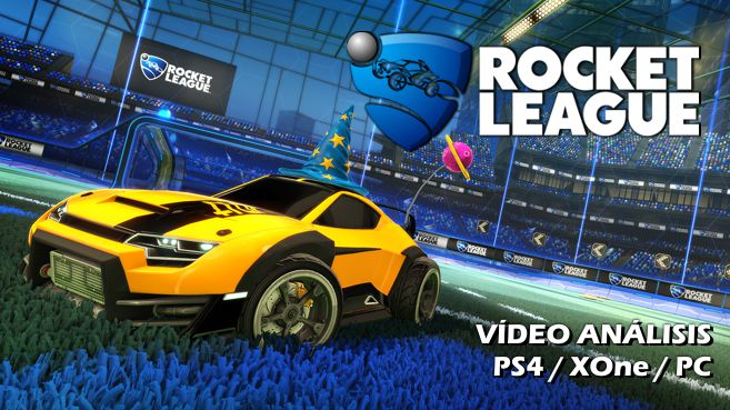 V�deo an�lisis de Rocket League: Collector