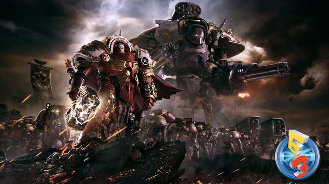 Dawn of War III Warhammer 40.000 Principal