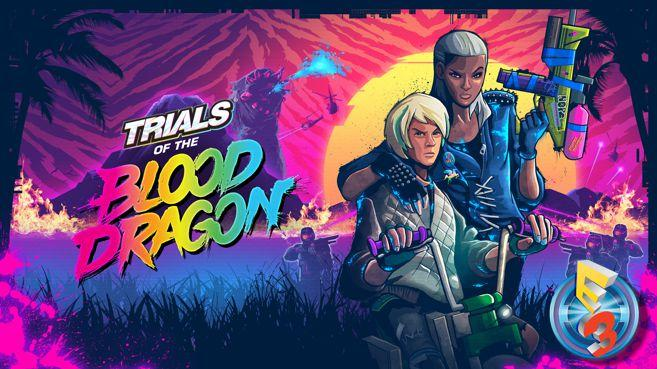 Trials of the Blood Dragon Principal