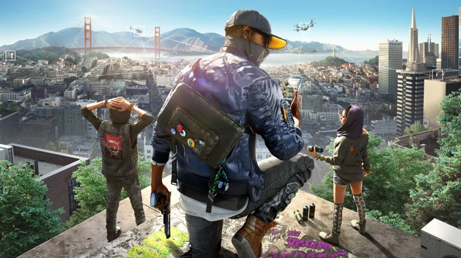 Watch Dogs 2 Principal