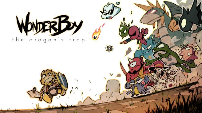 Wonder Boy The Dragon