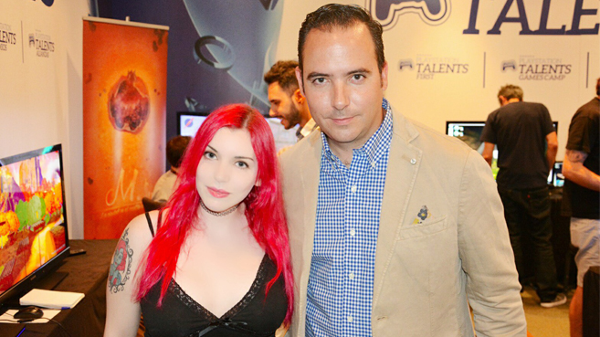 entrevista roberto yeste playstationtalents gamelab 2016