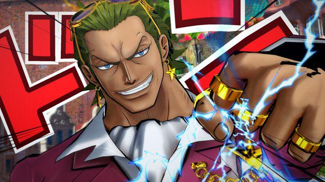One Piece Burning Blood Principal