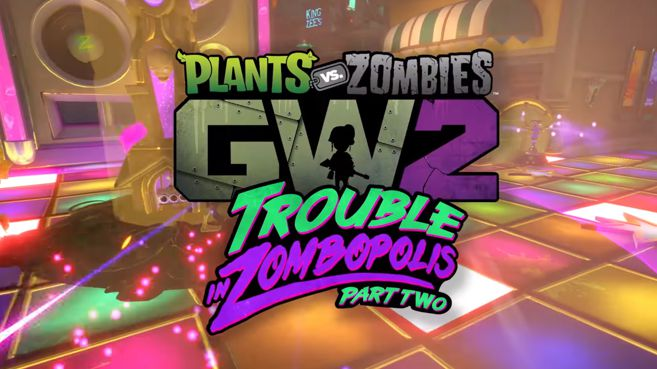 Plants Vs Zombies GW2 Principal
