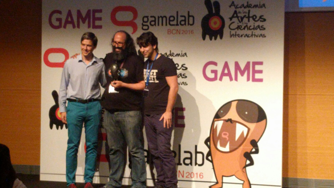 Two Dimensions Gamelab 2016