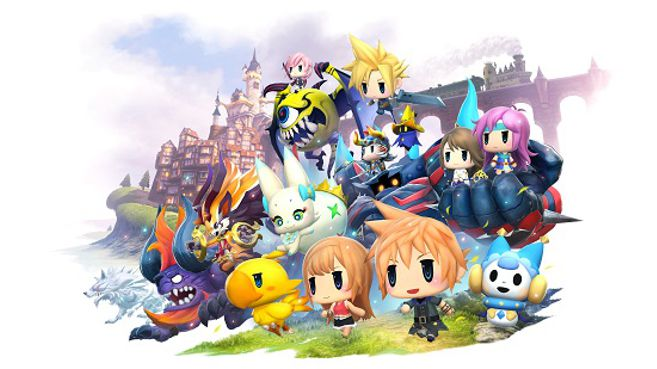 World of Final Fantasy Principal
