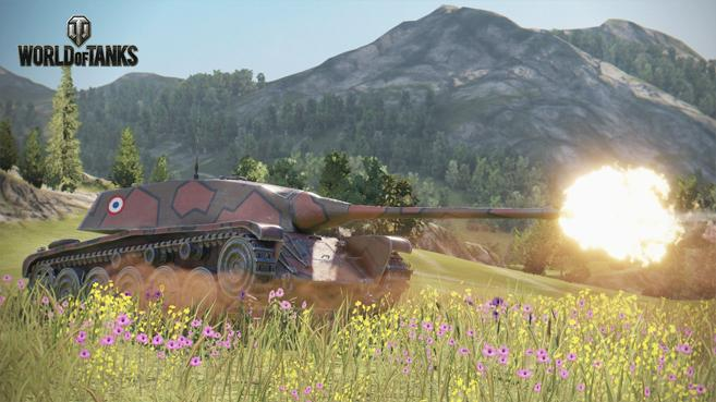 World of Tanks AMX CDC
