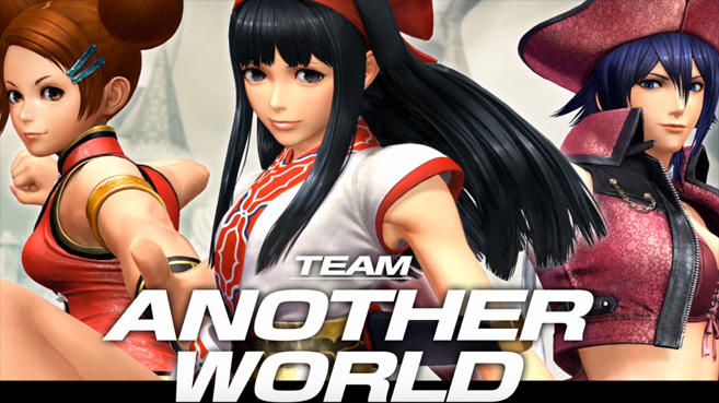 The King of Fighters XIV Another World