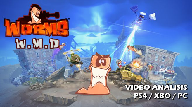 V�deo an�lisis de Worms W.M.D