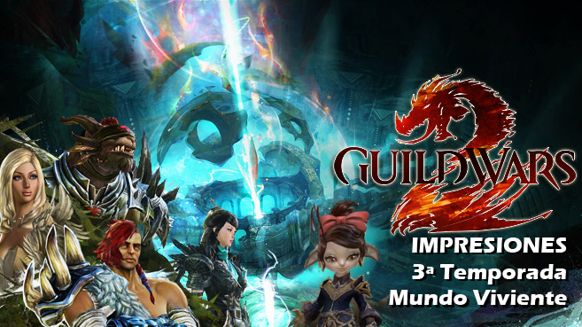 Guild Wars 2 Tercera Temporada