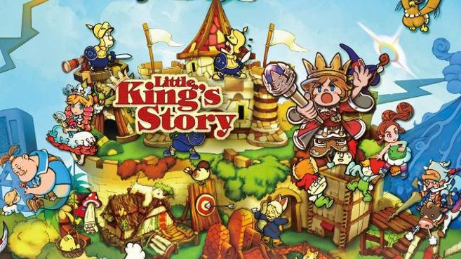 Little King´s Story Principal