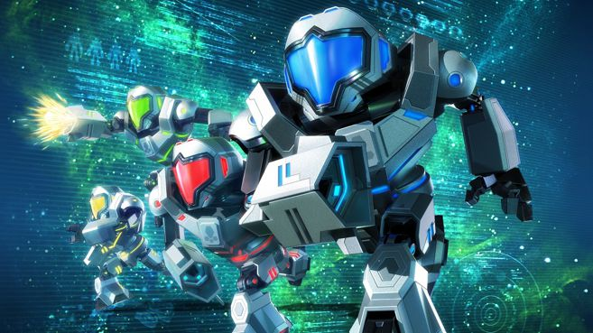 Metroid Prime Federation Force Principal