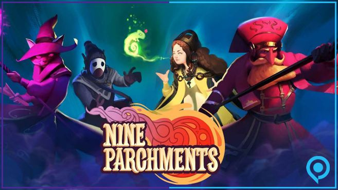 Nine Parchments Principal