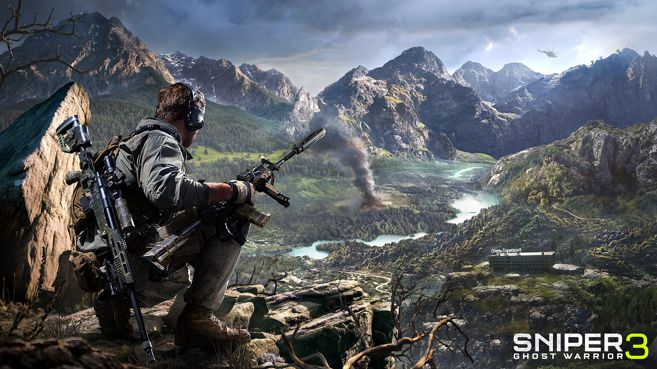 Sniper Ghost Warrior 3 principal