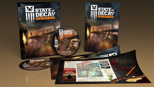 State of Decay Year One Survival Edition Principal