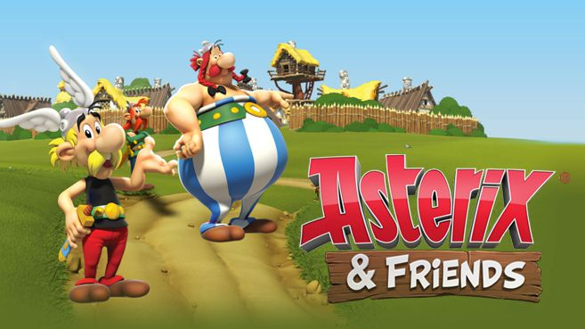 Asterix & Friends Principal