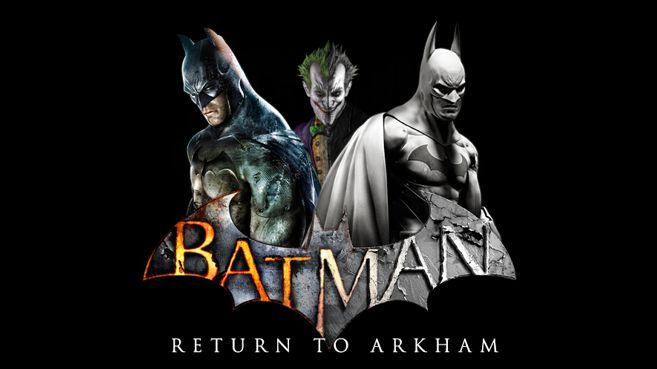 Batman Return to Arkham Principal