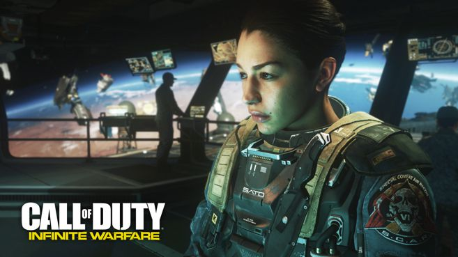 Call of Duty Infinite Warfare Principal