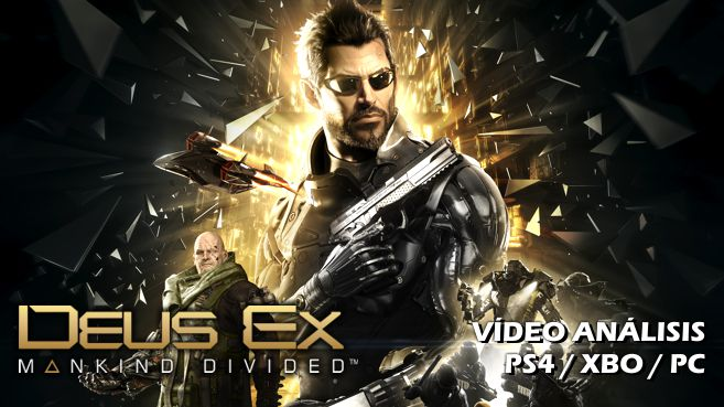 Cartel Deus Ex Mankind Divided