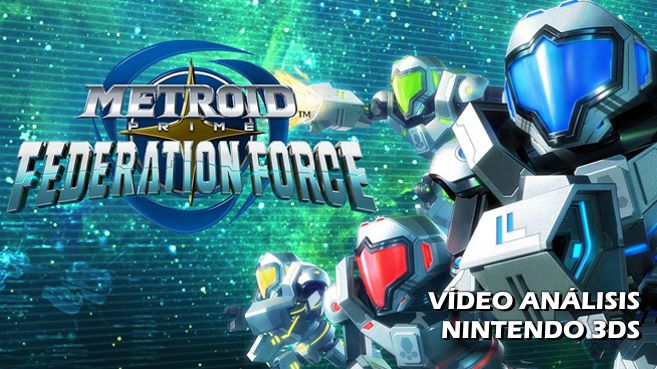 Cartel Metroid Prime Federation Force