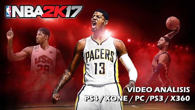 Cartel NBA 2K17