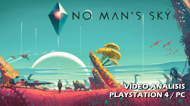 Cartel No Man´s Sky