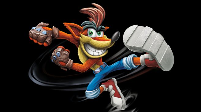 Crash Bandicoot Principal